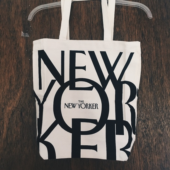 [NEW] The New Yorker Tote Bag